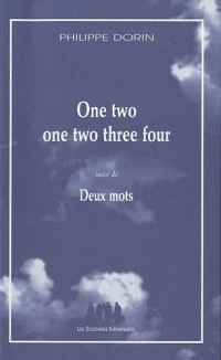 One two one two three four suivi de Deux mots
