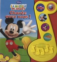 Chante avec nous ! La maison de Mickey