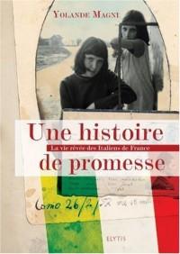 Une histoire de promesse