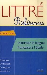 Maîtriser la langue française à l'école Cycle 3