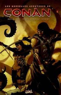 Les nouvelles aventures de Conan, Tome 4 :