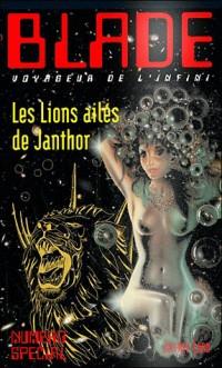 Les lions ailés de Janthor