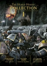 The Horus Heresy, Collection Tome 1 : L'ascension d'Horus ; Les faux dieux ; La galaxie en flammes