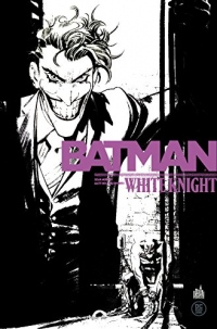 Batman White Knight - Version N&B