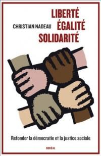 Liberte, Egalite, Solidarité
