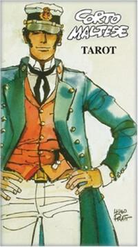 Corto Maltese Tarot, 78 Tarotkarten mit dt. Anleitung