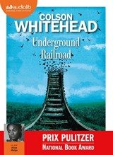 Underground railroad: Livre audio 1 CD MP3 [Livre audio]
