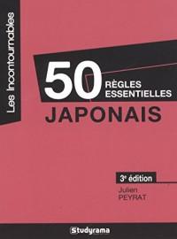 50 règles essentielles Japonais
