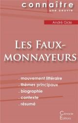 Fiche de lecture Les Faux-monnayeurs (Analyse littéraire de référence et résumé complet)