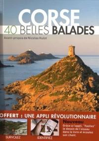 Corse - 40 Belles Balades