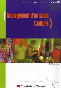 Management d'un salon : Coiffure, Enoncé