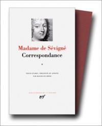 Madame de Sévigné : Correspondance, tome II Juillet 1675 - Septembre 1680