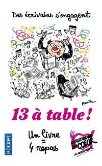 13 à table ! 2018