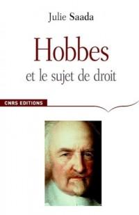 Hobbes et le sujet du droit