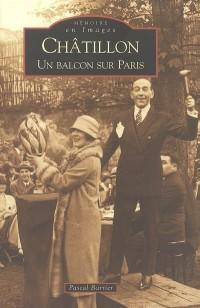 Chatillon - un balcon sur Paris