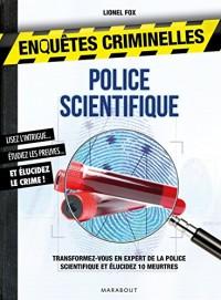 Enquêtes criminelles Police scientifique