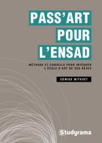 Pass art pour l'ENSAD