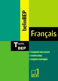 BelinBEP : Français, terminale BEP