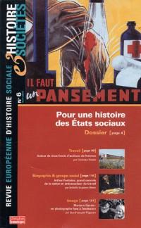 Histoire et societe nø6 pour une histoire sociale des etats