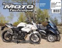 Rmt 157.1 Piaggio MP3 400 Lt+Yamaha Xj6