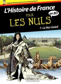 Histoire de France en BD pour les Nuls - Tome 7