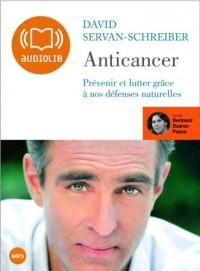 Anticancer - Audio Livre 1 CD MP3 et livret 16 pages 605 Mo