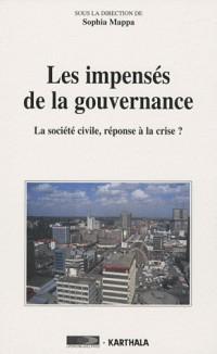 Les impensés de la gouvernance : La société civile, réponse à la crise ?
