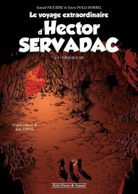 Le voyage extraordinaire d'Hector Servadac - tome 2 Nina-Ruche (02)