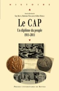 Le CAP : un diplôme du peuple (1911-2011)