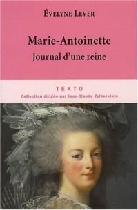 Marie-Antoinette : Journal d'une reine