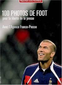 100 Photos de Foot pour la liberté de la presse