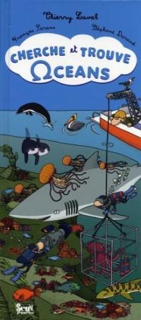 Cherche et trouve Océans (1CD audio)
