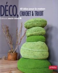 Déco, crochet et tricot : 40 idées pour la maison