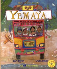 Yemaya : Voyage musical en Amérique latine (1CD audio)
