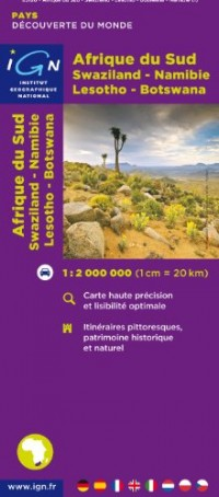 South Africa / Swaziland / Lesotho: Ign.M.P.85120