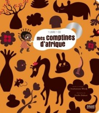 Mes comptines d'Afrique (1CD audio)