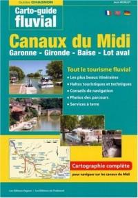 Canaux du Midi : Carto-Guide fluvial