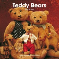 Teddy Bears 2008 Calendar