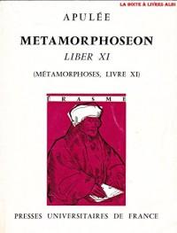 Métamorphoses livre XI