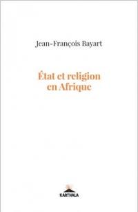 Etat et religion en Afrique