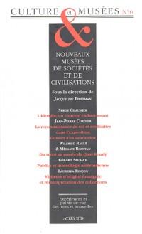 Revue Culture et Musees N 6