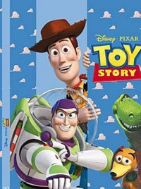 Toy Story 1, DISNEY CINEMA