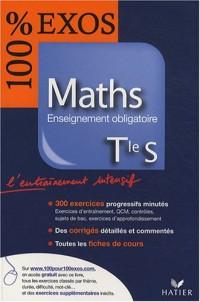 Maths Tle S : Enseignement obligatoire
