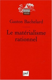 Le matérialisme rationnel