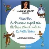 Marlène Jobert raconte Peter Pan, La Princesse au petit pois, Ali Baba, La Petite Sirène
