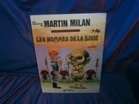 Les Hommes de la boue (Les Aventures de Martin Milan)