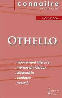 Fiche de lecture Othello de Shakespeare (Analyse littéraire de référence et résumé complet)