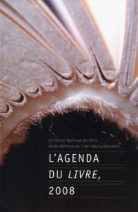 Agenda du Livre 2008 (l')