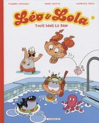 Léo & Lola, Tome 7 : Tous dans le bain