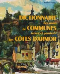 Dictionnaire des noms de communes